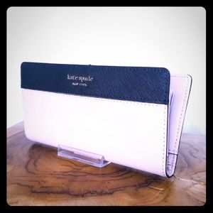 Kate Spade bifold wallet NWT